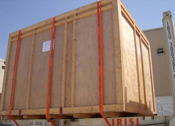 Industrial Packing & Lashing